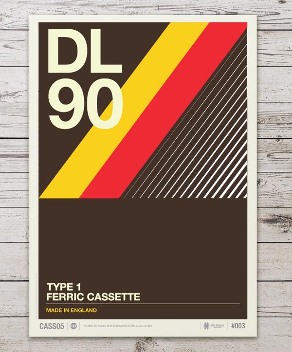 Cassette Labels by Neil Stevens (3)