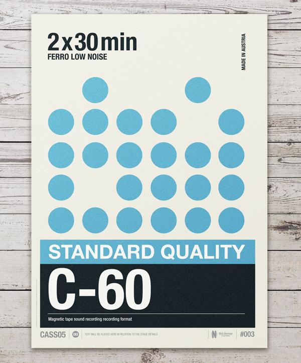 Cassette Labels by Neil Stevens (5)