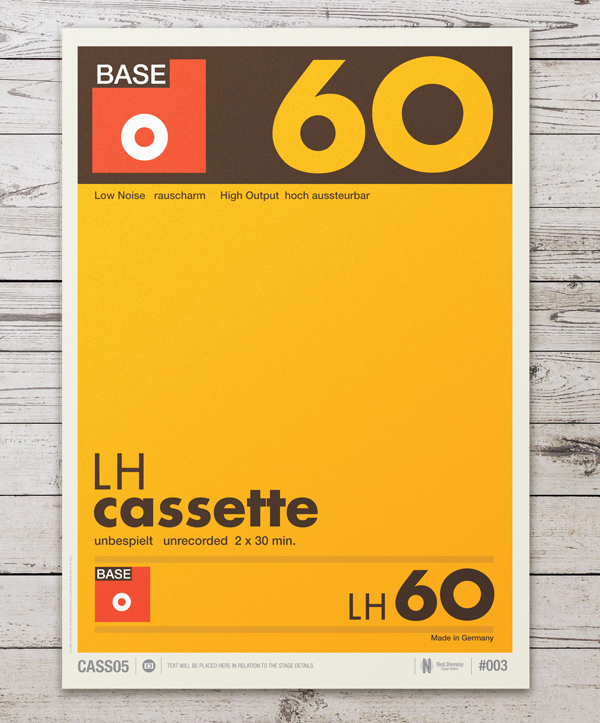 Cassette Labels by Neil Stevens (6)