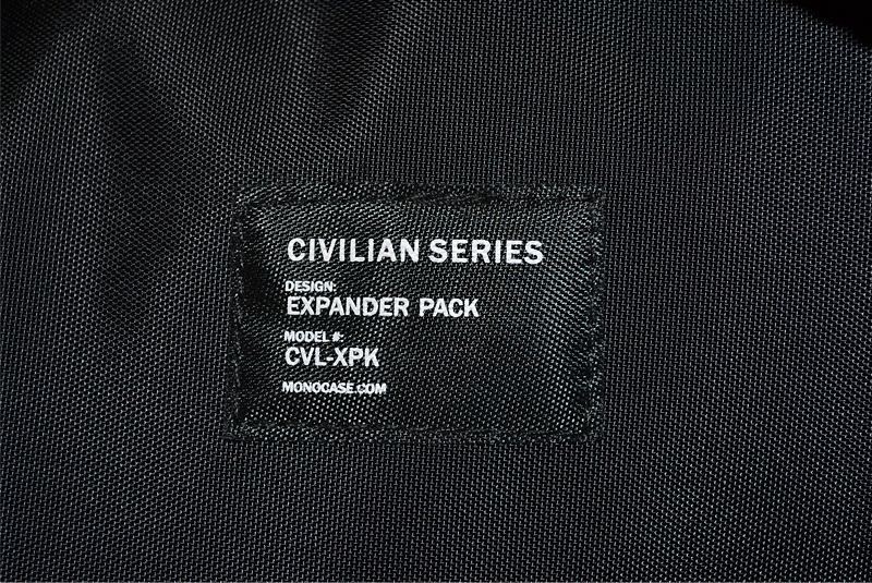 Civilian Expander Backpack by MONO (13)