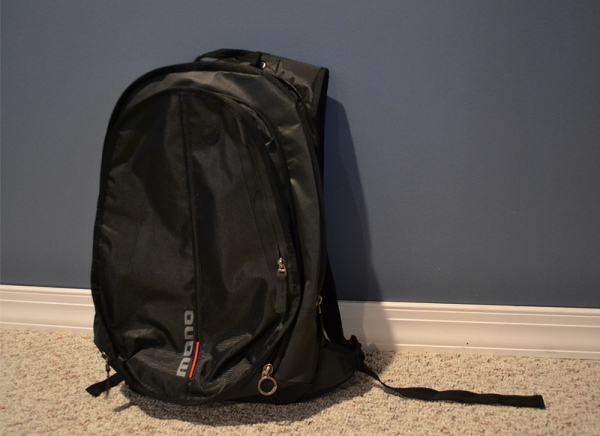 Civilian Expander Backpack by MONO (2)