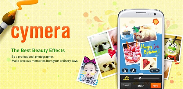 cymera Shutterbug Bliss: 11 Photography Apps Anyone can Love