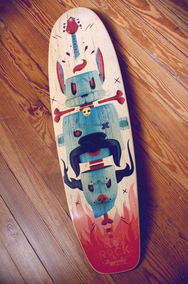 URKIN Skateboards