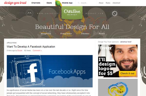 Design-you-trust