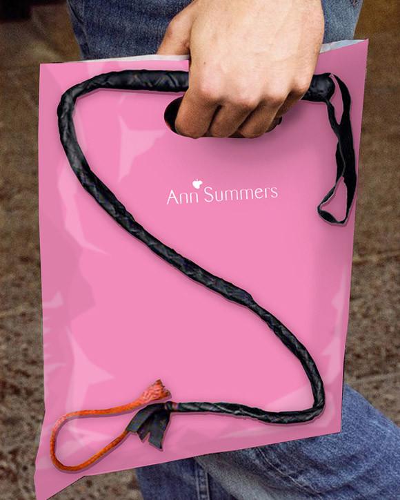 Ann Summers – Kinky Whip Guerilla Marketing Example
