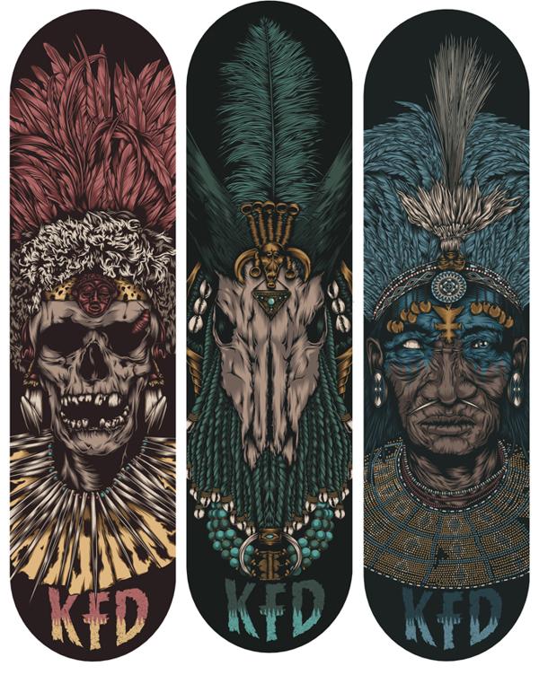 KFD - Zulu Zombies