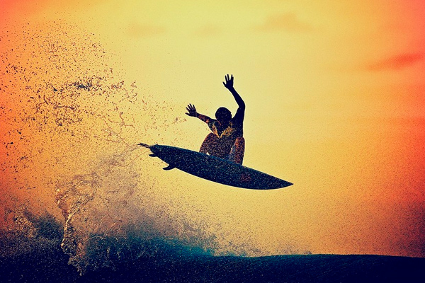 indo air Surfs Up: 30 Incredible Surf Photographs