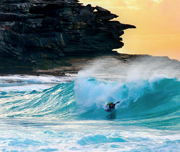 man vs wild Surfs Up: 30 Incredible Surf Photographs