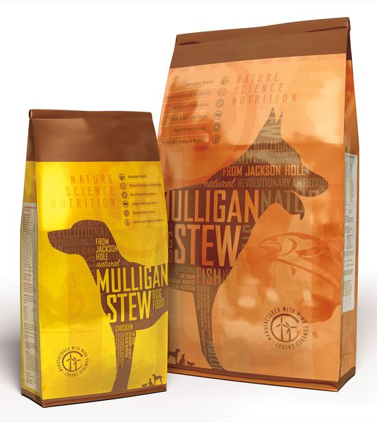 mulligan stew 25 Praiseworthy Pet Packaging Designs