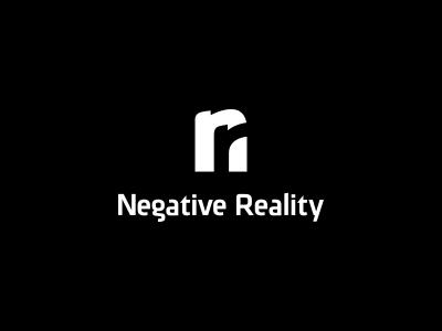 Negative Reality Logo Design by Dalius Stuoka