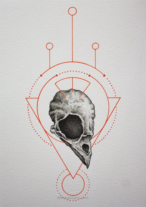 Pen and Watercolor Illustrations by Clint Reid (2)
