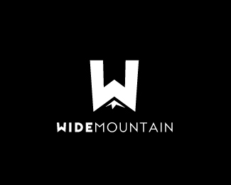 wide mountain