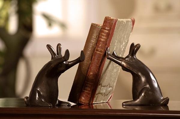 Rabbit-Bookend