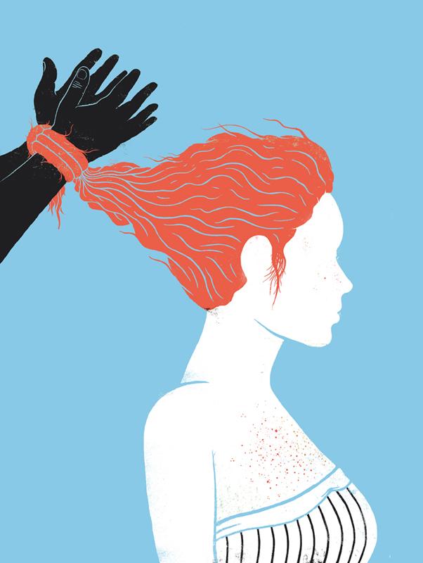 Redhead addict
