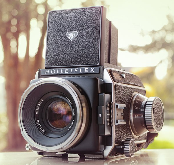 Rolleiflex-SL66-Camera