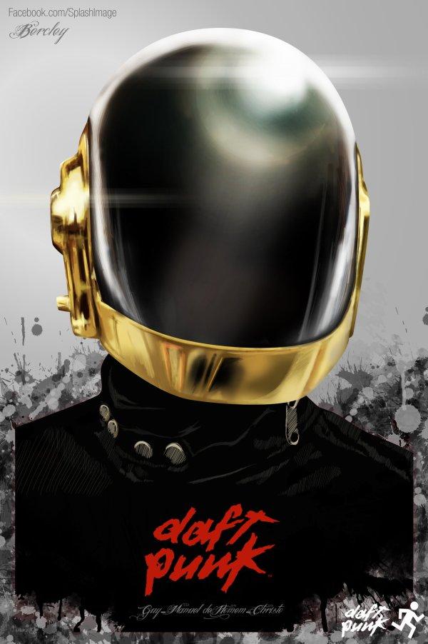 Semi-Daft Punk by BERCLEY