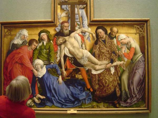 Touristic Attraction, Madrid, Spain, Prado Museum work of art