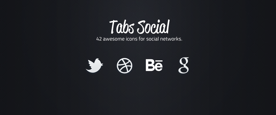 socialsplash1 Top 40 Must Have Social Media Icon Sets from 2013