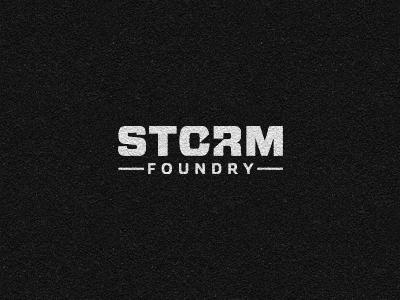 Storm Foundry Logo by Gert van Duinen Following