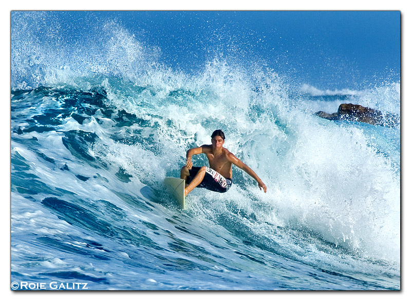 Surf's up by ~RoieG