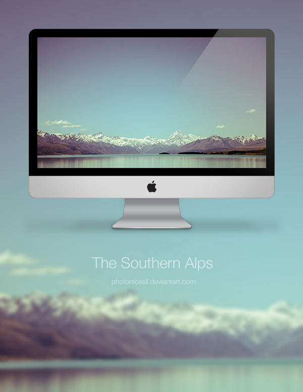 The Southern Alps