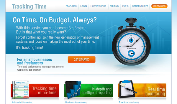 timetracking 18 Effective Time Management Tools