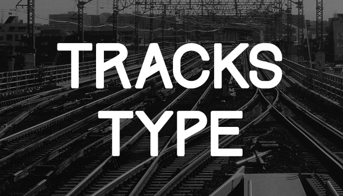 track011 Download Spree: 45 Free Fonts for Designers