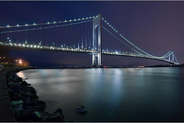 Verrazano Narrows Bridge, New York