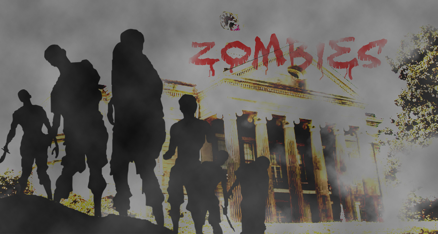 zombies by tmwors1 2500+ Free Custom Photoshop Shapes