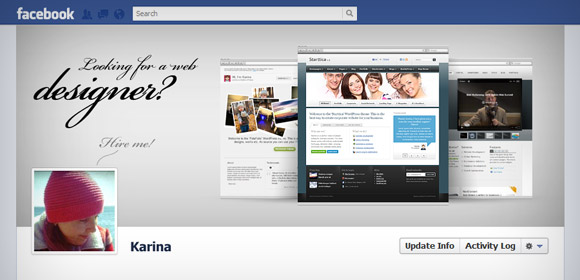 40 Premium Facebook Timeline Cover Photo Templates ...