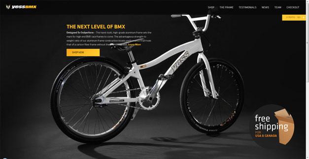 Yess BMX