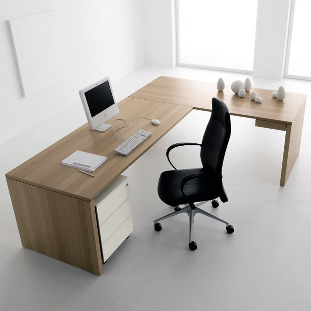 Desk E by Huelsta
