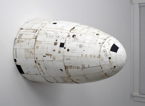 Sculpture by Hiroyuki Hamada