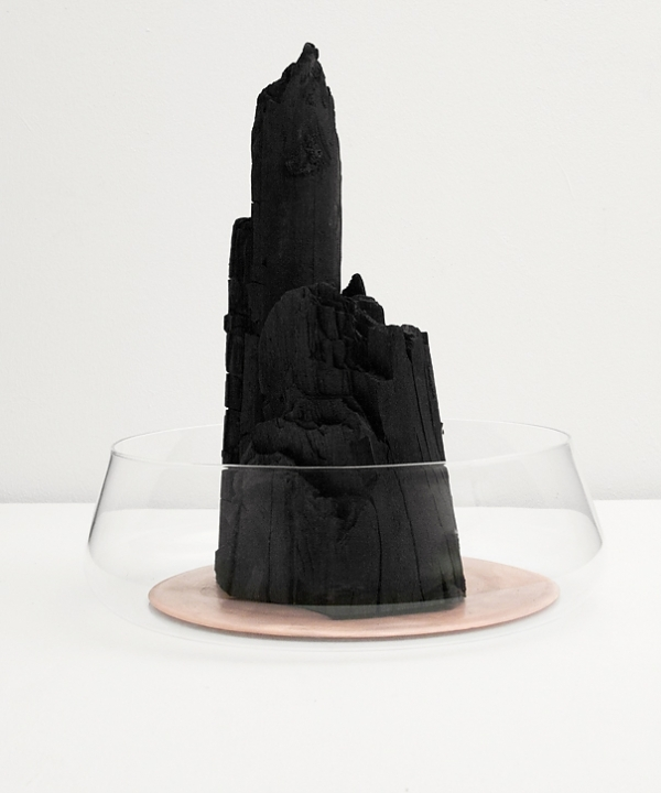 Charcoal by Studio Formafantasma