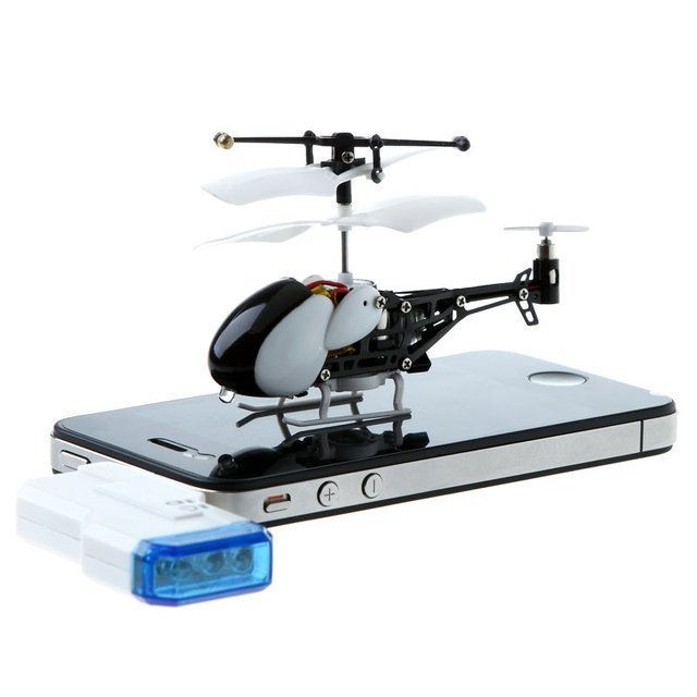 iOS Controlled Mini Helicopter