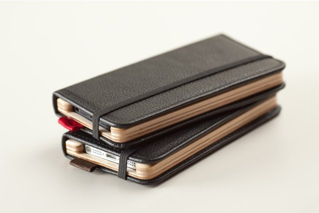 Little Pocket Book for iPhone 5 by Pad & Quill