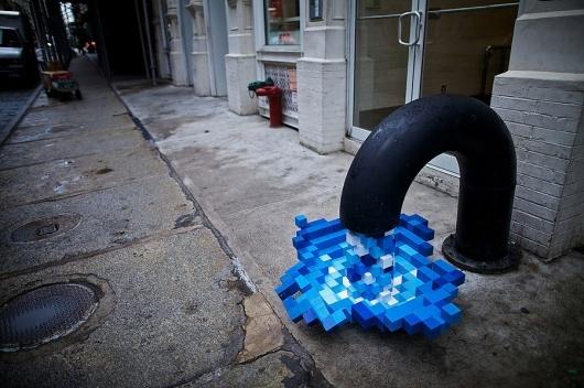 Pixel Pour 2.0, NYC
