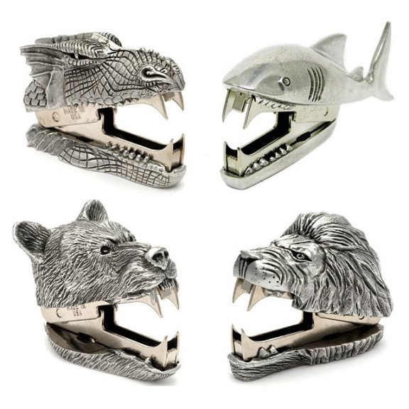 Staple Removers by Jac Zagoory