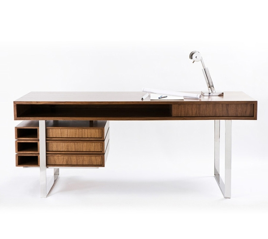 Boxeo Desk by Cliff Young