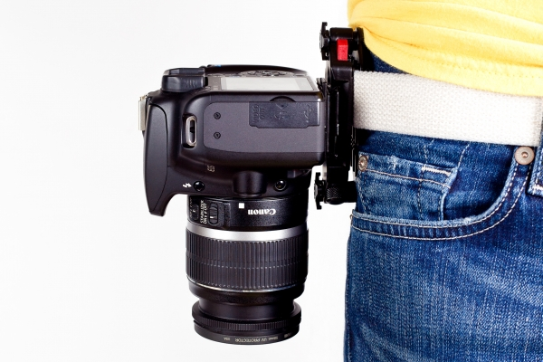 B-GRIP EVO Camera Belt