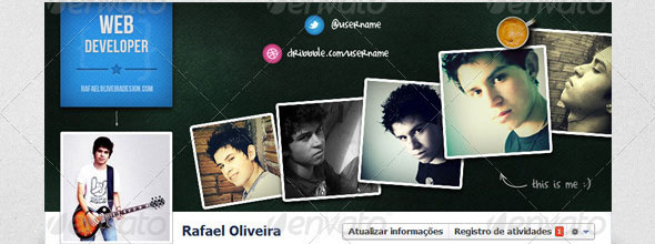 2911 Top 40 Premium Facebook Timeline Cover Photo Templates