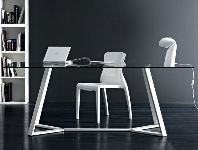 Archie-180 Desk by Domitalia