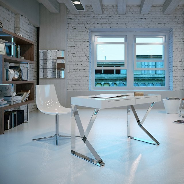 Houston Desk by Modloft