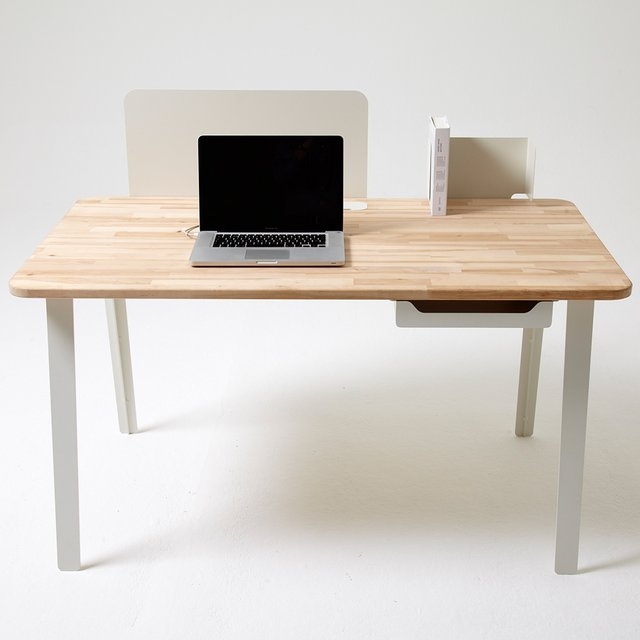 Lazy man portable computer table bedside table simple