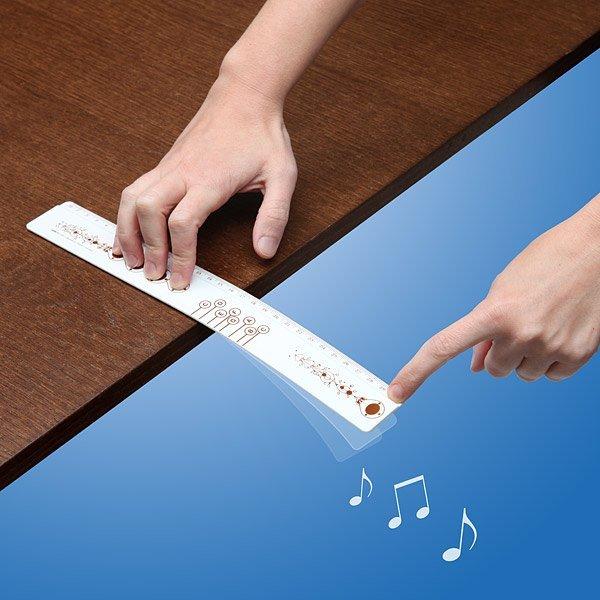 Musical Ruler w/ Songbook