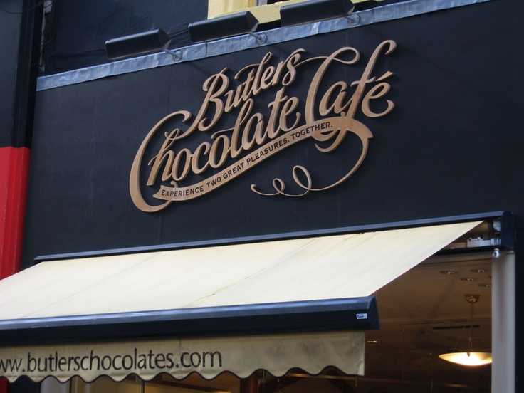 Butlers Chocolate Café by Marina Chaccur