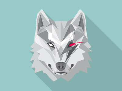 acevvvedo wolfpack bowie wolf 1x1 Long Shadow Design: A Pointless Trend?