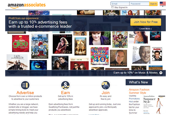 affiliate program amazon Contextual Advertisement Providers: The Best Alternatives to AdSense