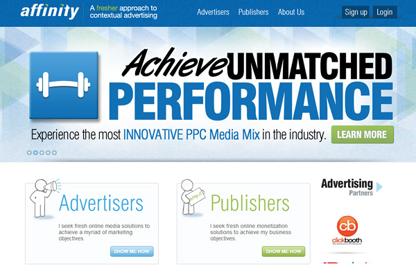 affinity Contextual Advertisement Providers: The Best Alternatives to AdSense