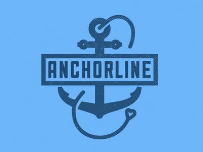 Anchorline - Logo/Branding by Jake Holzman